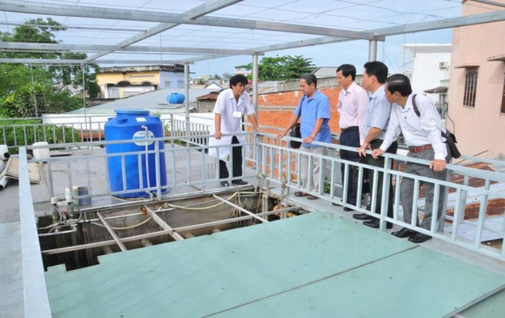 Chậm xử lý các cơ sở ô nhiễm nghiêm trọng trong ngành y tế