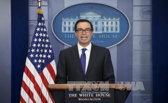 Mỹ mở rộng lệnh trừng phạt Venezuela