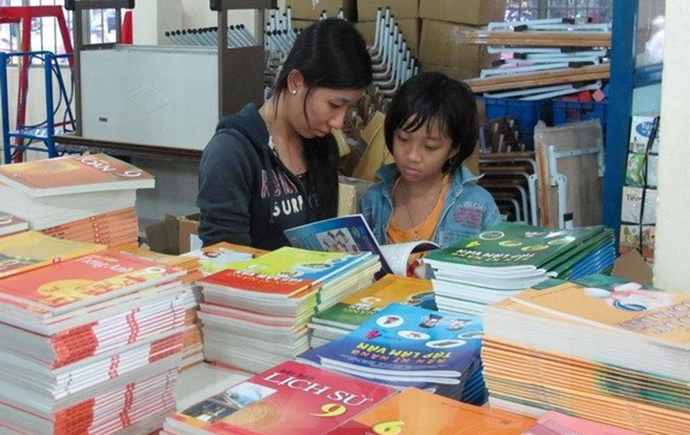 Phát hành hơn 100 triệu bản sách giáo khoa phục vụ năm học mới