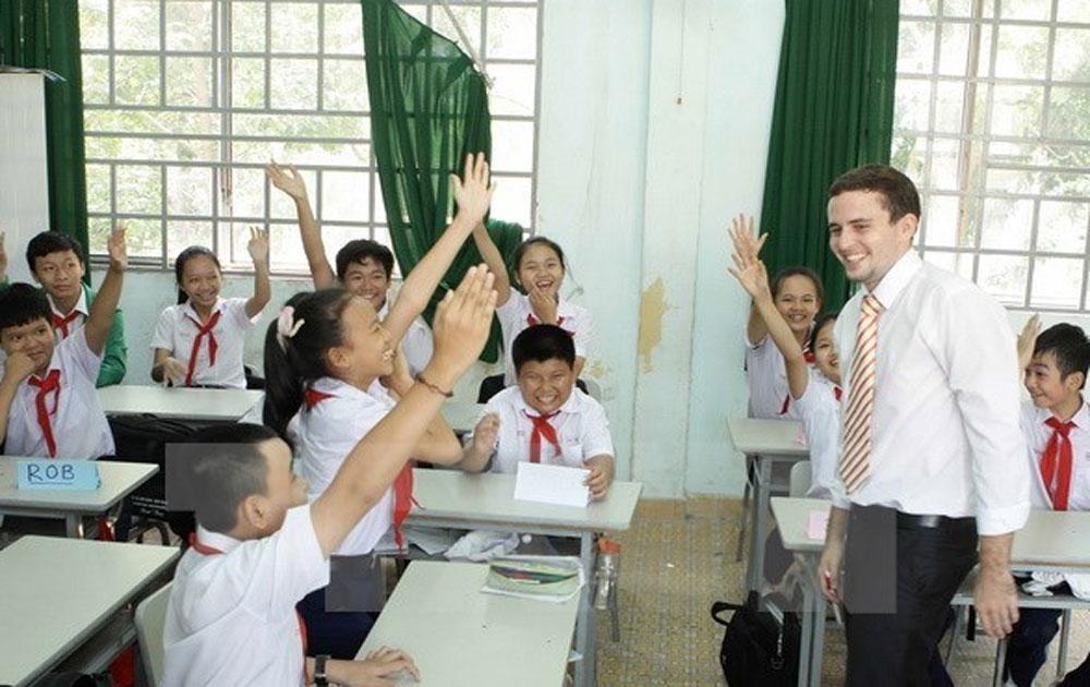 Bộ Giáo dục và Đào tạo xây dựng Đề án dạy và học ngoại ngữ giai đoạn 2017-2025