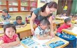 Giúp trẻ hào hứng vào lớp 1