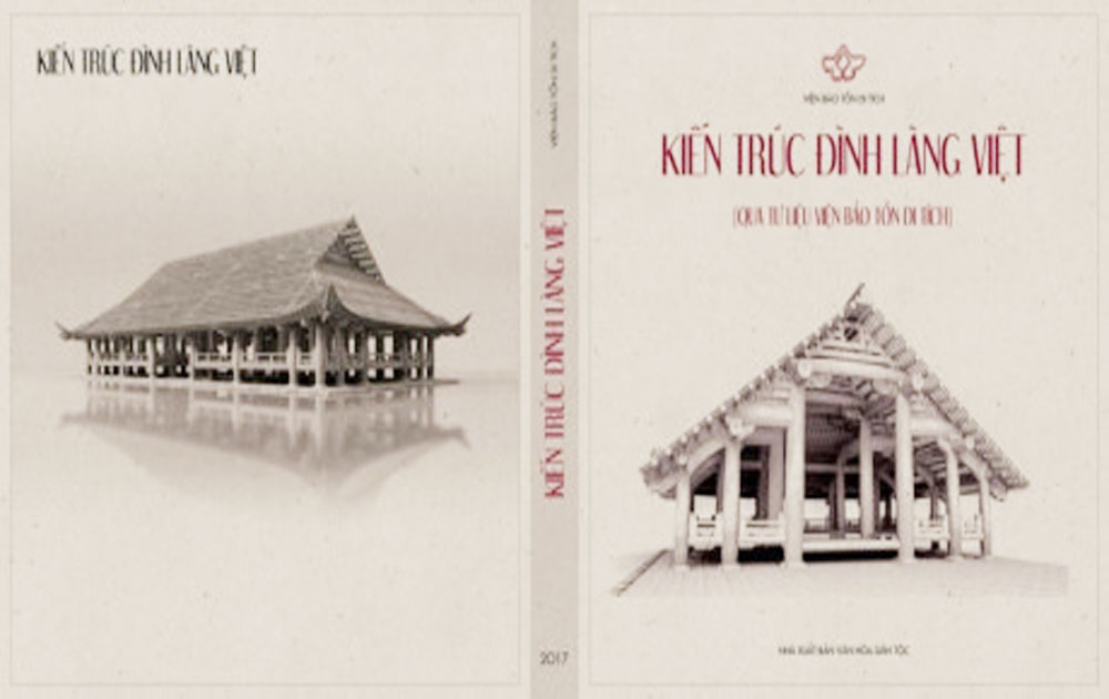 Book on Vietnamese communal house architecture published
