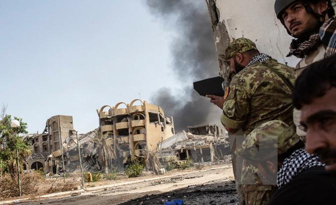 Mỹ xác nhận điều lực lượng đặc nhiệm tới Libya nhằm hỗ trợ chống IS