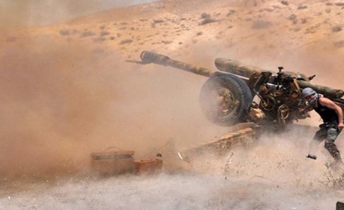 Quân đội Syria giành lại thành trì lớn nhất của IS ở chảo lửa Homs
