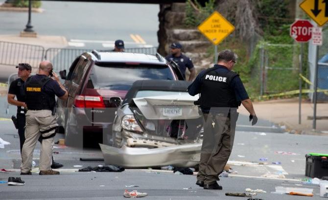 Mỹ mở cuộc điều tra liên bang về vụ bạo lực tại bang Virginia