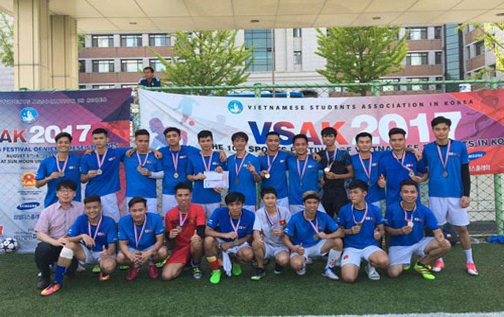 Sân chơi bổ ích của sinh viên Việt Nam