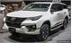 Toyota ra mắt Fortuner TRD Sportivo 2017