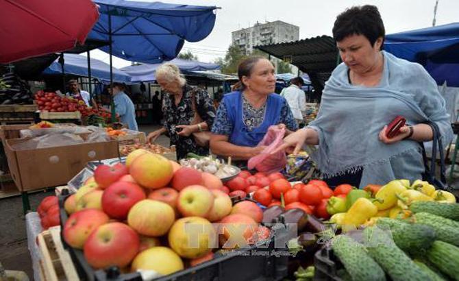 Kinh tế Nga vẫn phát triển bất chấp các lệnh trừng phạt