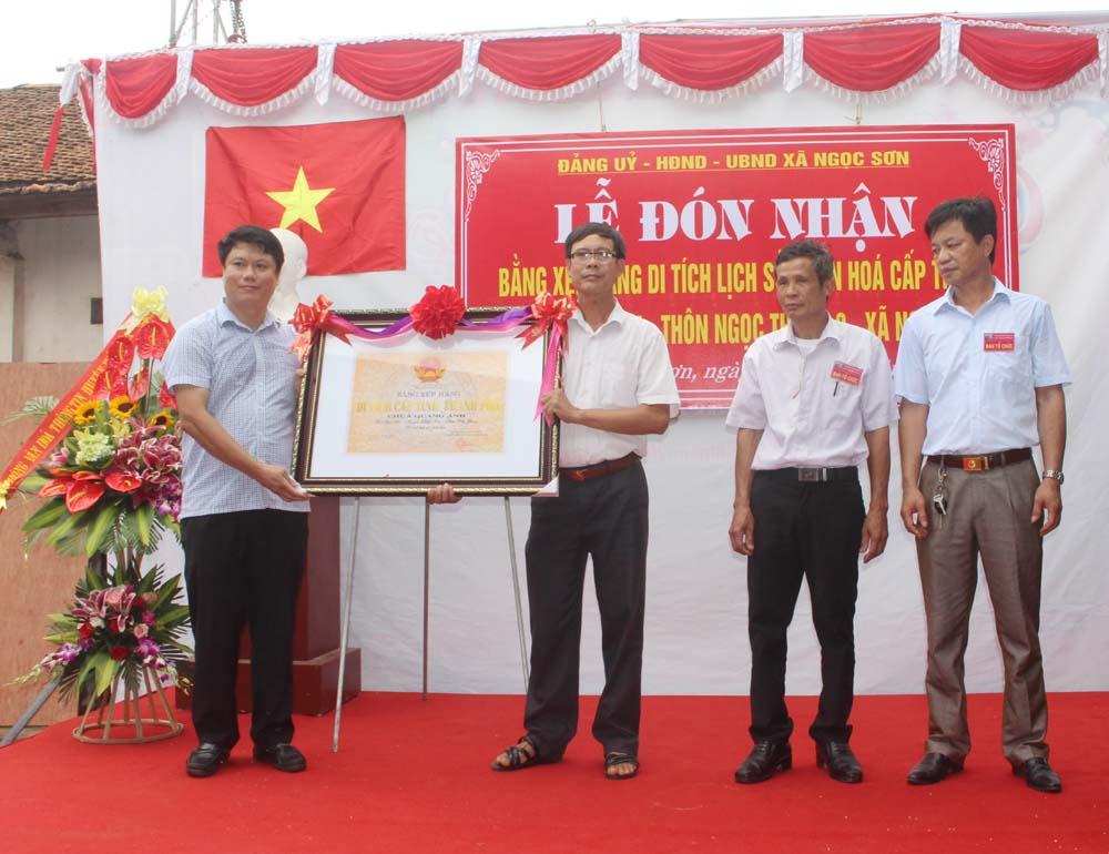 Chùa Quang Ánh, di tích, cấp quốc gia, Hiệp Hòa