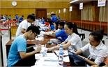 4 chàng trai vàng đến Đại học Bách khoa Hà Nội nhập học