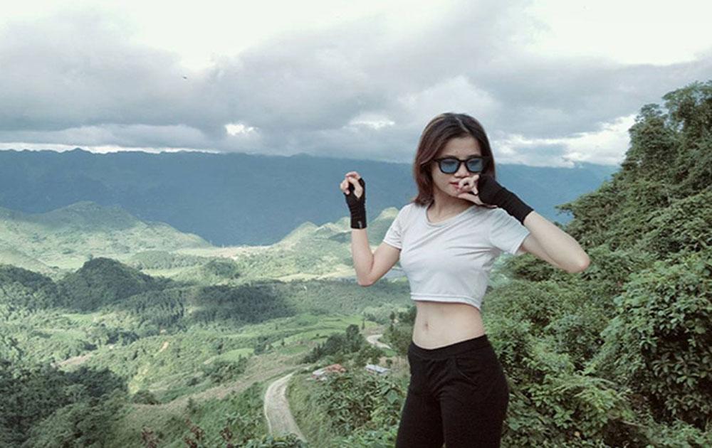 Đam mê du lịch độc hành của nữ sinh 20 tuổi