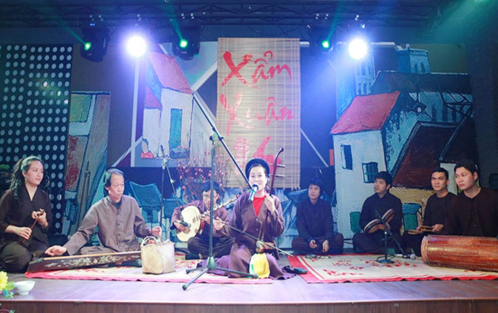 Musician Nguyen Quang Long: Xam singing can spread positivity and love