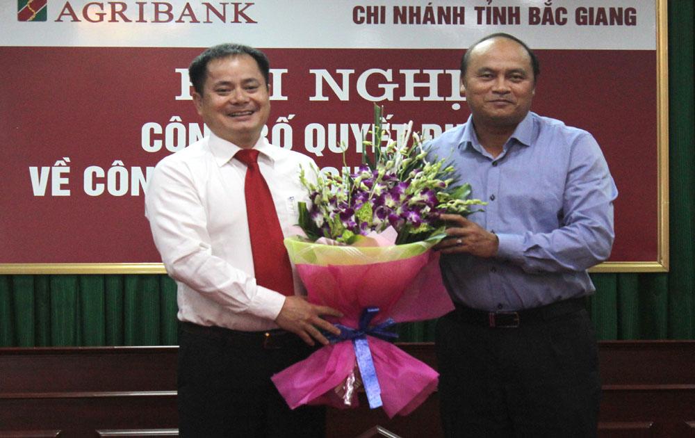 Agribank II in Bac Giang established