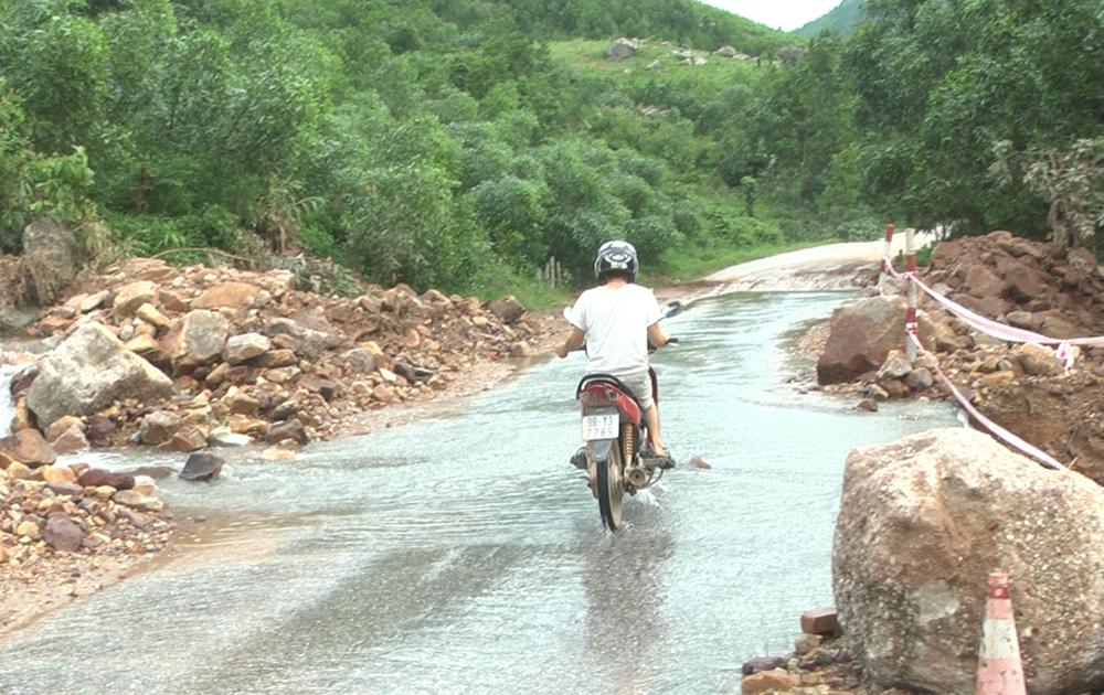 Bắc Giang: Mưa kéo dài, đề phòng lũ quét, sạt lở đất ở các huyện miền núi
