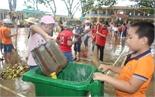 Hơn 4 vạn học sinh ra quân vệ sinh phòng chống bệnh sốt xuất huyết