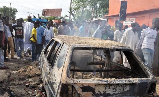 Nigeria: Đánh bom tự sát giữa chợ làm hơn 100 người thương vong