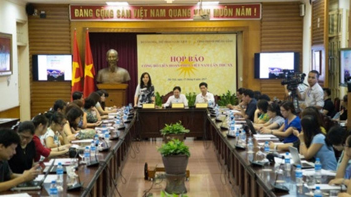 2017 Vietnam Film Festival to take place in Da Nang