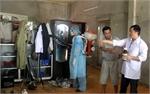 Sở Y tế Bắc Giang kiểm tra công tác phòng, chống sốt xuất huyết
