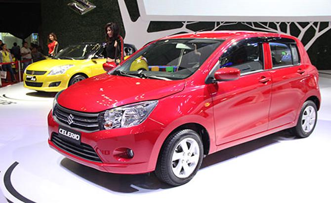 """Các mẫu xe hạng nhỏ sẽ """"đổ bộ"""" Việt Nam trong năm 2018"""
