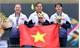 Đội cung thủ nữ Việt Nam tuột HCV vì một điểm