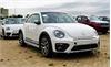 """""""Con bọ"""" Volkswagen Beetle Dune 2017 đầu tiên về Việt Nam"""