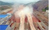Mở cửa xả lũ 3 hồ thủy điện Sơn La, Hòa Bình, Tuyên Quang