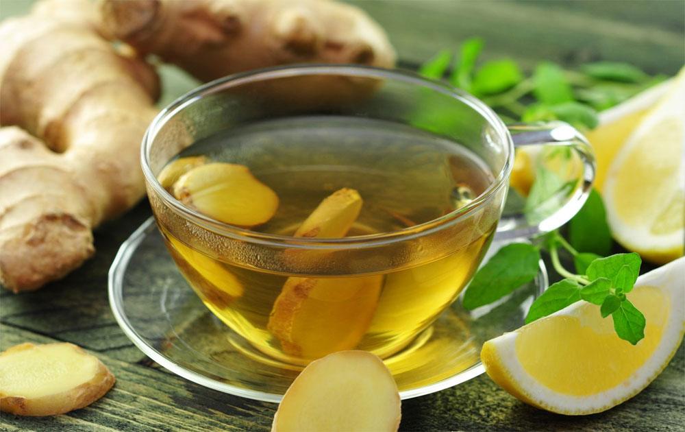 Uống trà gừng mỗi ngày có lợi cho cơ thể