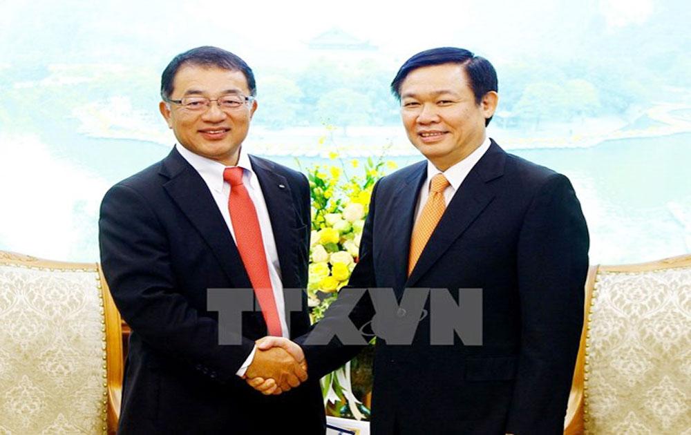 Deputy PM welcomes Kirin's stronger investment in Vietnam