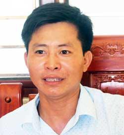 Đảng viên, trưởng thôn 8X, Giáp Văn Tùng, làm việc, Ngọc Trai, Việt Lập, Tân Yên
