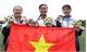 Malaysia đứng đầu bảng tổng sắp huy chương, Việt Nam rơi xuống thứ 6
