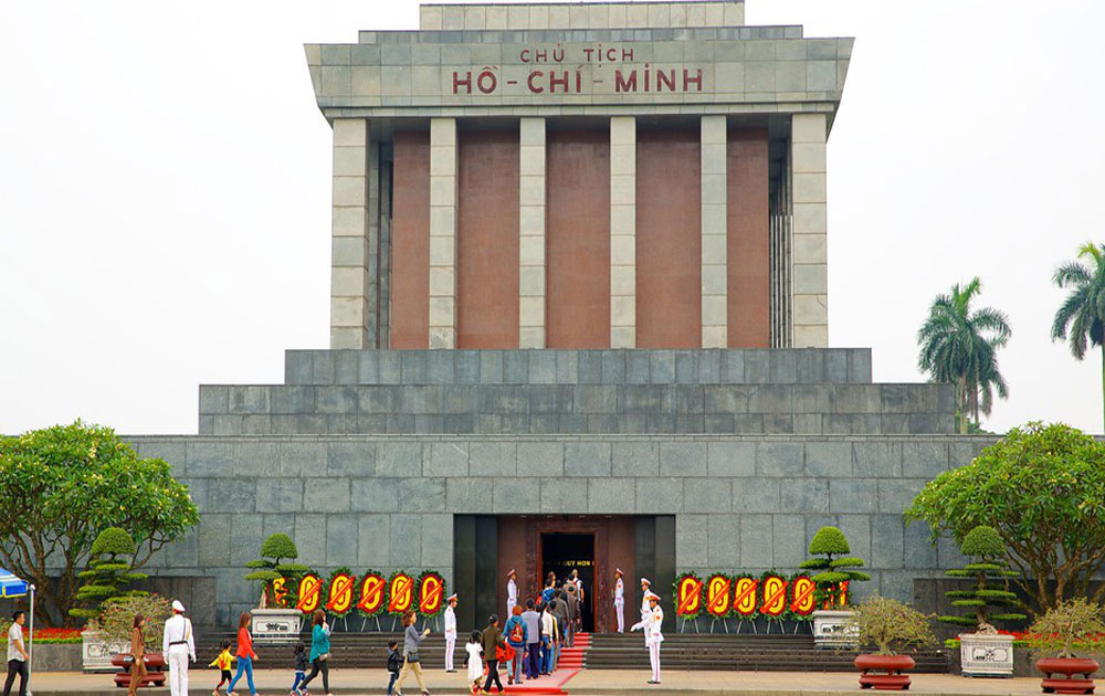 Ho Chi Minh Mausoleum to close for annual maintenance