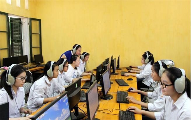 Giáo dục Việt Yên: Vững vàng vị trí dẫn đầu