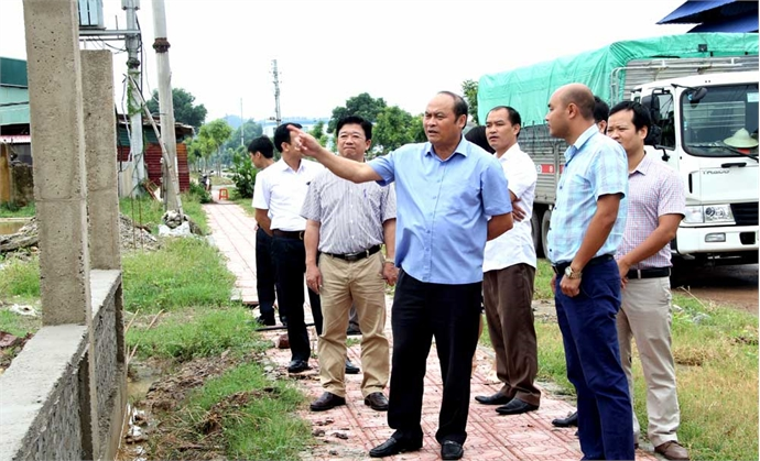 Bac Giang focuses on land clearance to support firms