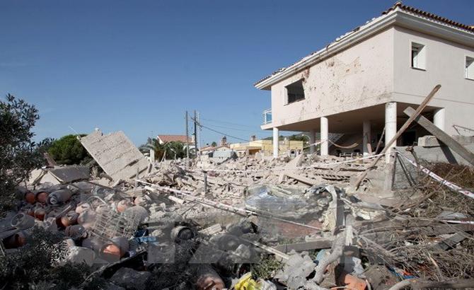 Công bố thêm danh tính nghi phạm loạt vụ tấn công tại Tây Ban Nha