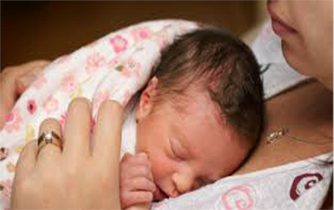 """First Embrace"" needed to prevent death among newborns"