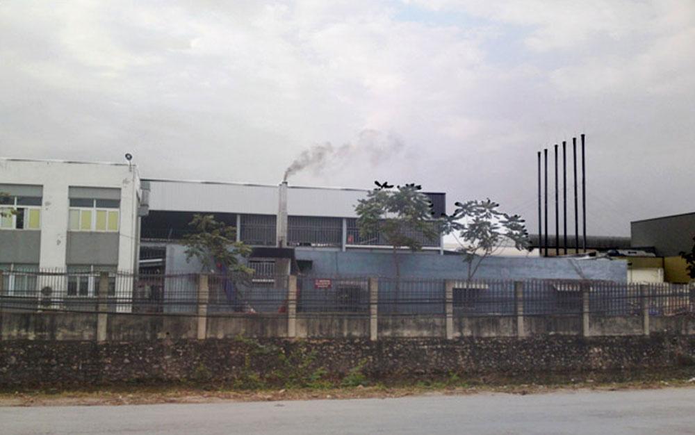Giám sát chặt chẽ, chấp hành pháp luật, môi trường, Công ty Khải Thừa Việt Nam