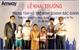Công ty TNHH Amway Việt Nam trao học bổng cho học sinh khó khăn