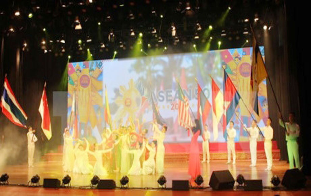 2017 ASEAN Song, Dance and Music Festival commences