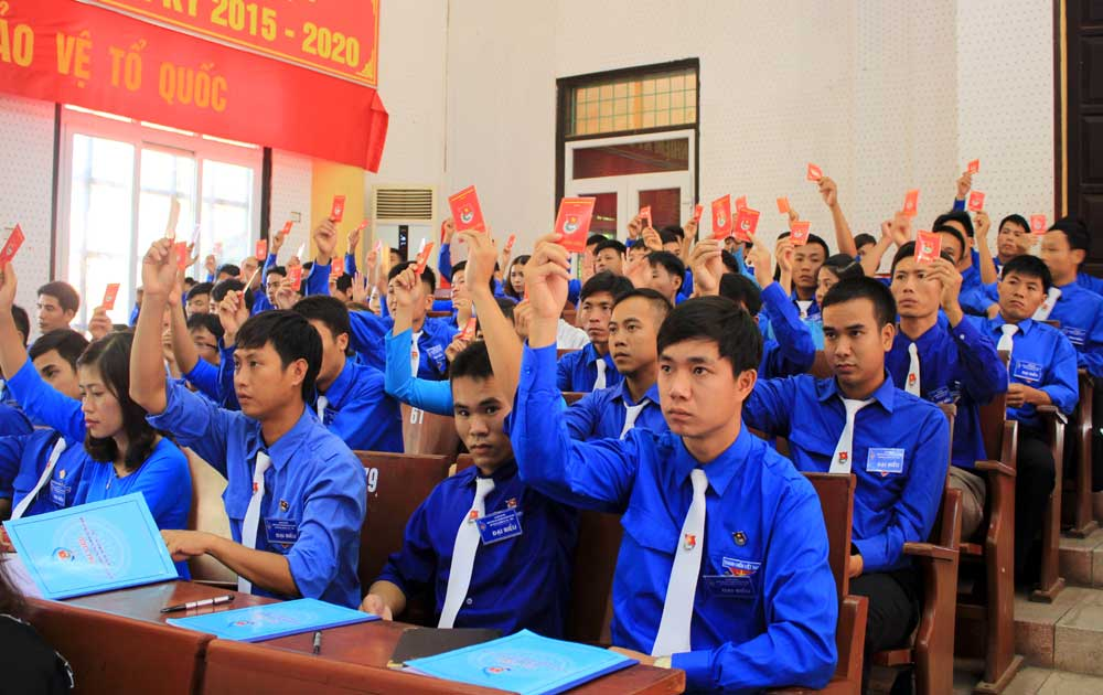 Lục Nam: Xác định 5 nhiệm vụ trọng tâm công tác Đoàn và phong trào thanh niên