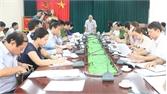 Ủy ban Tư pháp của Quốc hội: Khảo sát công tác phòng, chống tội phạm, tham nhũng ở TP Bắc Giang
