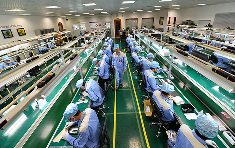 Bac Giang: Industrial production of FDI sector increases 34.3 percent