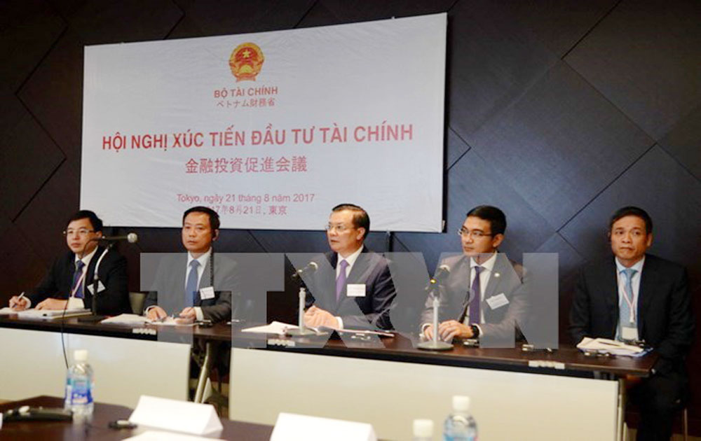 Conference promotes Japan's financial investment in Vietnam