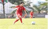 Đội tuyển nữ Việt Nam chia điểm trước Thái Lan