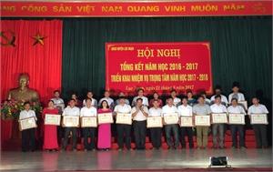 Lục Ngạn triển khai nhiệm vụ năm học 2017-2018