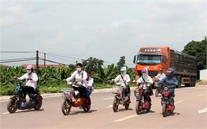 Bảo đảm an toàn giao thông: Chấn chỉnh từ đầu năm học