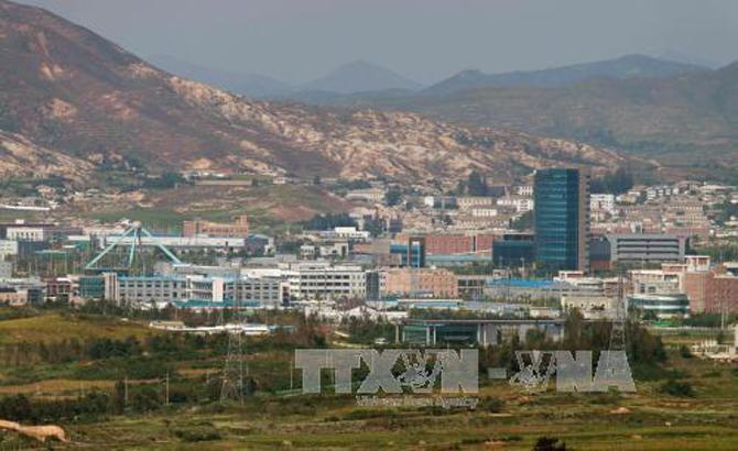 Hàn Quốc bác khả năng mở lại khu công nghiệp chung với Triều Tiên