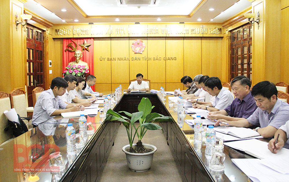 Bac Giang city prepares for construction of international logistics project