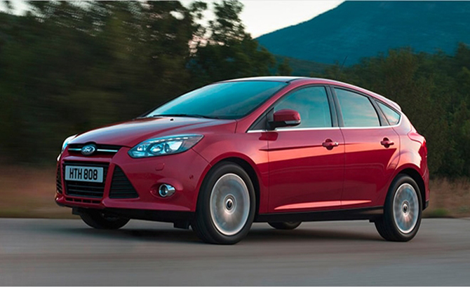 Ford triệu hồi gần 43 nghìn chiếc Focus
