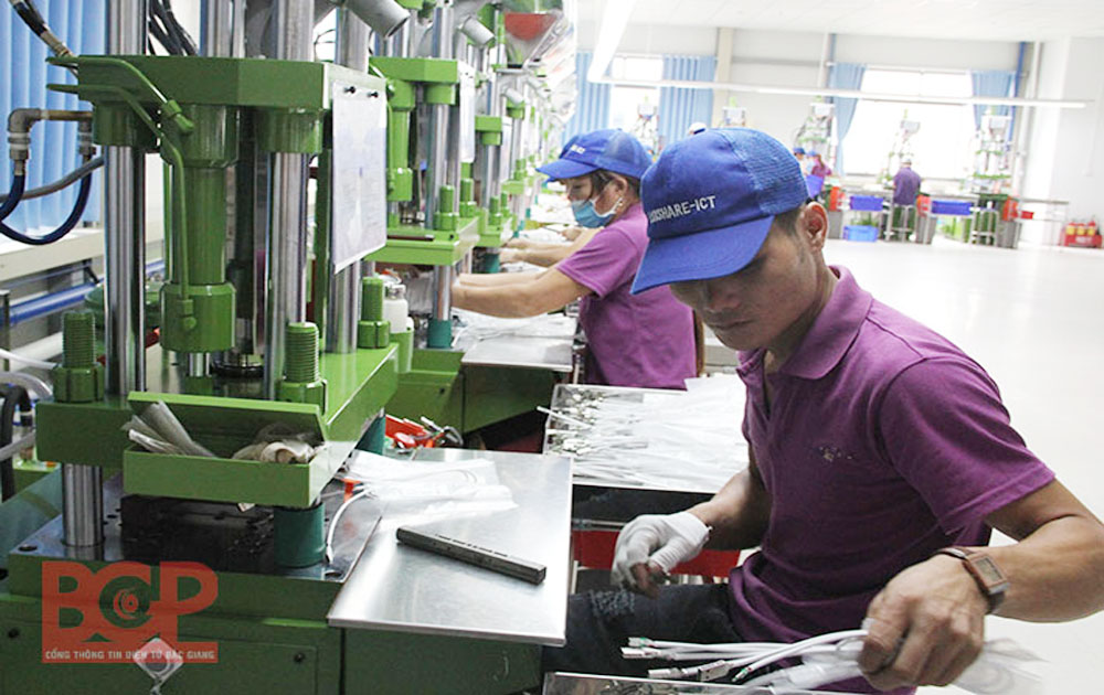 Bac Giang attracts 08 foreign investment projects in August
