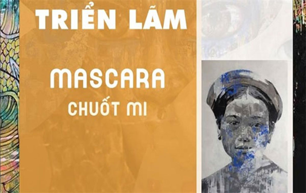 New exhibition of contemporary art